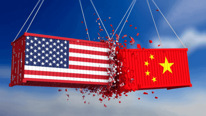 Cina pohrozila Spojenym statom odvetnymi clami Trampa to prilis nevystrasilo