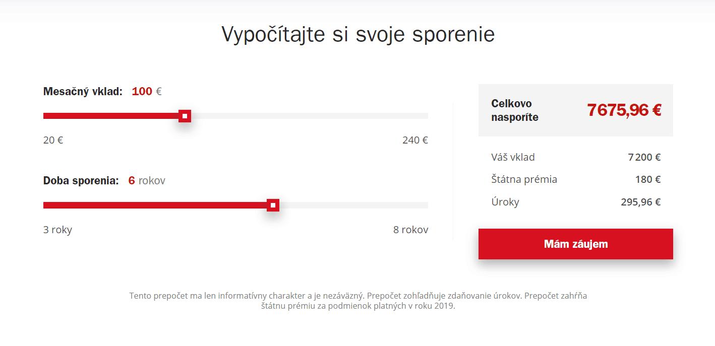 wustenrot 100eur Dá sa veriť online kalkulačkám stavebného sporenia?
