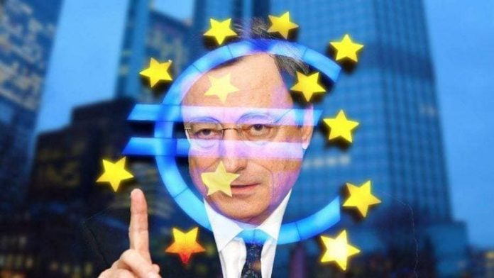 ECB znizila depozitnu sadzbu o 10 bps. Tiez opatovne zaviedla QE v objeme 20 mld. Mesacne