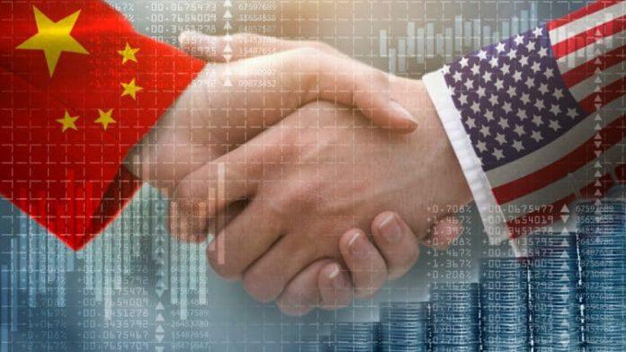 Prva faza obchodnej dohody je podpisana. Nemecko vykazalo najvyssi prebytok od roku 1990