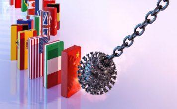 Najhorší pokles globálnej ekonomiky za 100 rokov. Sazby na nule do 2022 Domov