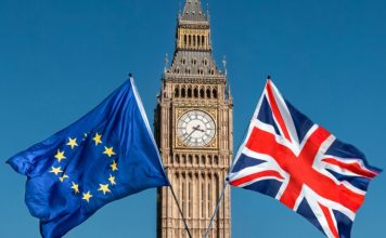Ekonomika Velkej Britanie rastla nad ocakavania o 16. Tvrdy brexit a nova mutacia koronavirusy moze sposobit prepad Domov
